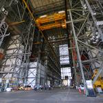 See just how powerful NASA's new rocket will be