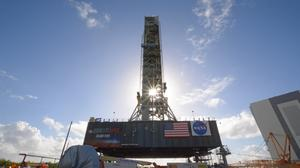 NASA readies iconic space center sites for first steps to Mars (PHOTOS)