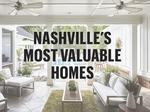 Check out Nashville's most-valuable homes