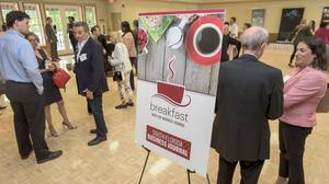 Exclusive: MIASF hosts Breakfast with the Business Journal (Photos)