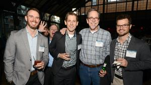 Who's who at the Business Journal's 2017 Fast 50 party