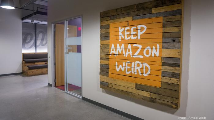 Peek inside Amazon in Austin: More room for employees but forget the 'sterile environments'