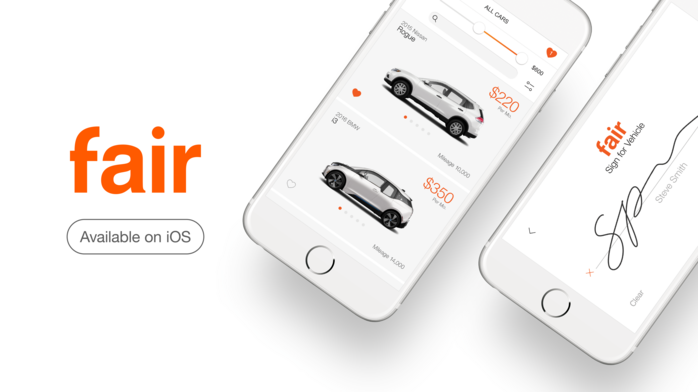 Fair gets $1 billion financing to bring car buying into the digital age
