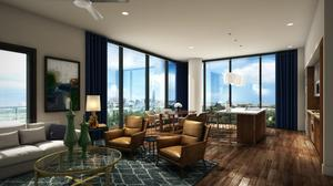 Photos: Tanglewood luxury multifamily project nears completion