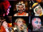 HighBall 2017 photos: Partygoers take over High Street for the 10th annual Halloween costume party (Video)