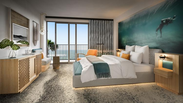 The 496 Room Holiday Inn Resort Waikiki Beachcomber Will Be Rebranded As