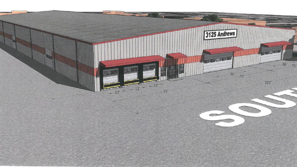 Florida East Coast Industries Feci G Proulx Building