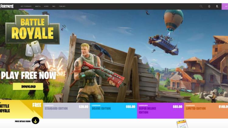 Epic Games fires back in 'Fortnite' data vulnerability