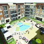 Second time's a charm for Plaza-area apartment project [RENDERINGS]