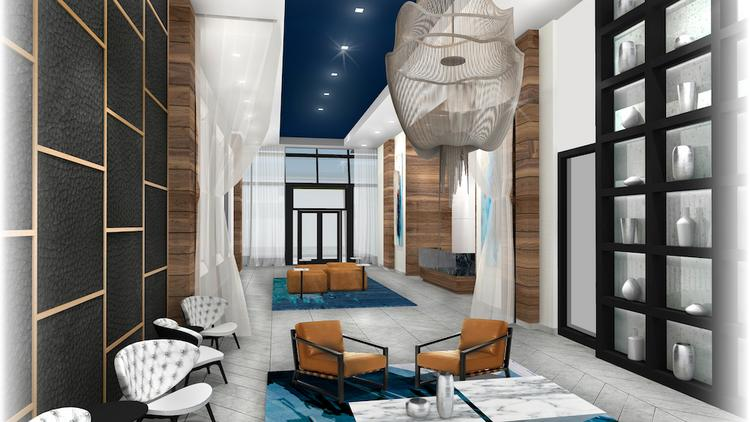 Lincoln Property Co Selected Architecture And Design Firm Stantec In Miami To The Interiors