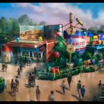 Disney reveals opening date for new Toy Story Land