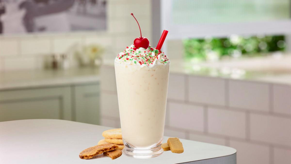 Chick-fil-A menu tests include milkshakes with orange juice, cookies ...