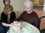 Dayton-area retirement community invests in cuddly robots