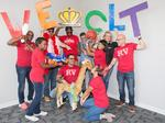 Getting out of the office: Best Places to Work honorees strike a pose