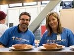 Fighting homelessness starts with a hot meal