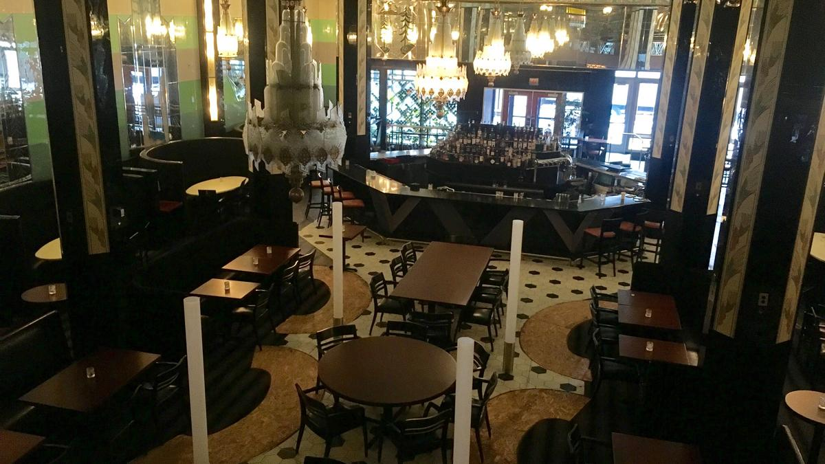 Fhima-led restaurant in Forum space gets a new chef — and a patio ...