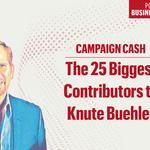 Top donors: The surprising names behind <strong>Knute</strong> <strong>Buehler</strong>'s gubernatorial campaign