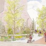 In Northwest Portland, a tribute to a neighborhood fixture takes shape