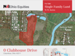 35 acres of land for sale for residential development in NE Columbus