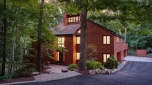 Custom Built One Owner Contemporary Home on Private 2 Acre Lot