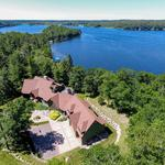 Dream Cabins: Large home tucked in private woods along Gull Lake listed for $1.38 million (photos)