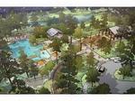 Amenity center, school underway in NE Houston master-planned community