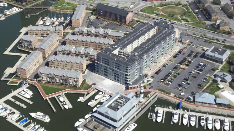 Scott Plank purchased the marina and other properties in Canton for $22.5 million in October 2017.