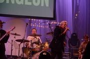London Dungeon's lead singer John Ensslin rocked the crowd.