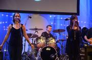 Lawyers, Guns & Money of Jenkins, Wilson, Taylor & Hunt performed at this year's Battle of the Bands.