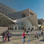 The Air and Space Museum was built for $40M. Next year, the Smithsonian begins its $900M overhaul.