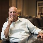 2017 CFO Awards Lifetime Achievement winner <strong>Phil</strong> Roe aims to be health care's change agent