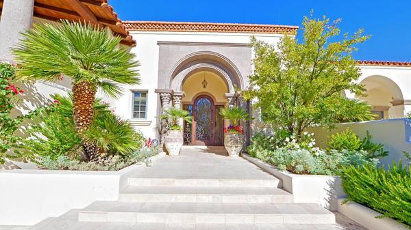 Elegant Estate Situated on 1.6 Acres Within a Private Gated Cul-De-Sac