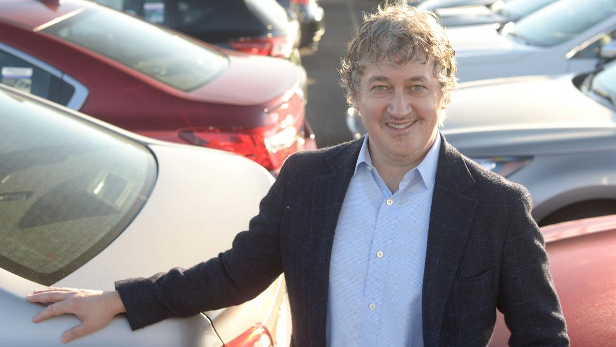 Morrie S Automotive Ceo Karl Schmidt Grows The Company S Stable Of Dealerships And Brands