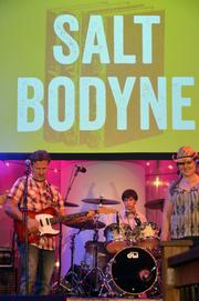 The band took its name from a 19th century Renaissance man, Salt Bodyne.