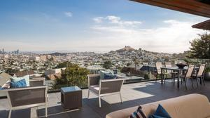 Three Levels of Sprawling Views on Double Lot - Four Years in the Making