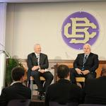 Why Memphis? Fred <strong>Smith</strong> talks about picking the perfect hub for FedEx, global trade