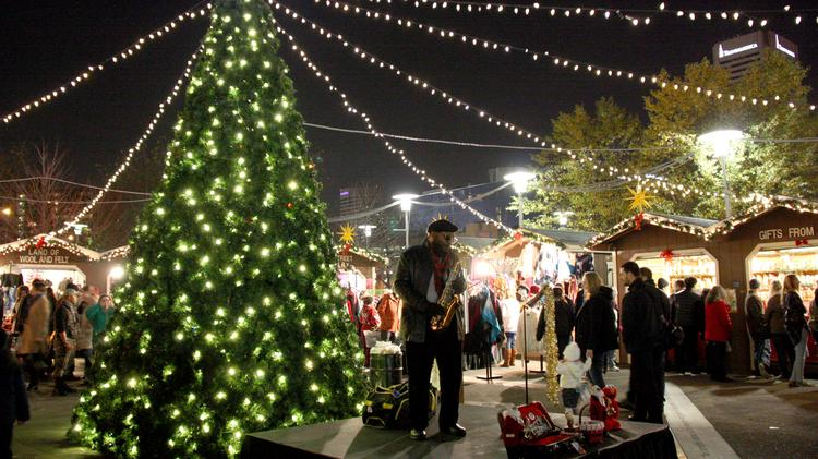 christmas village returns to the inner harbor from nov 23 dec 24 - Christmas In Baltimore