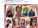 Coolest coworkers: Best Places to Work honorees take to social media to show why they're the best