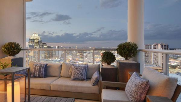Resort-Worthy Lifestyle In The Heart of Downtown