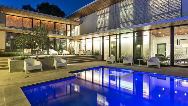 Casa de Sombra | Sophisticated Simplicity in Rollingwood
