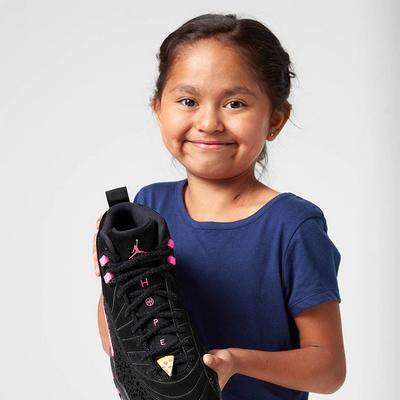 10df8ff2cee670 OHSU s Doernbecher hospital patients reveal designs for much coveted Nike  (NYSE  NKE) shoes - Portland Business Journal