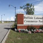 Group prepares application for $20M logistics hub in Buffalo Lakeside Commerce Park