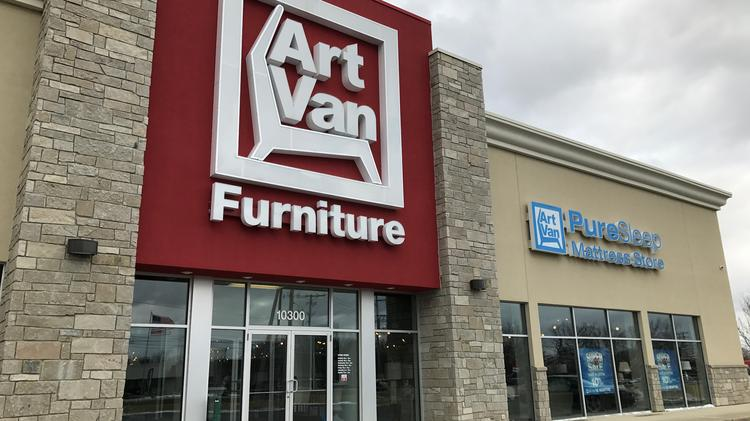 Attirant Art Van Furniture Will Enter The St. Louis Market In January With Five New  Stores