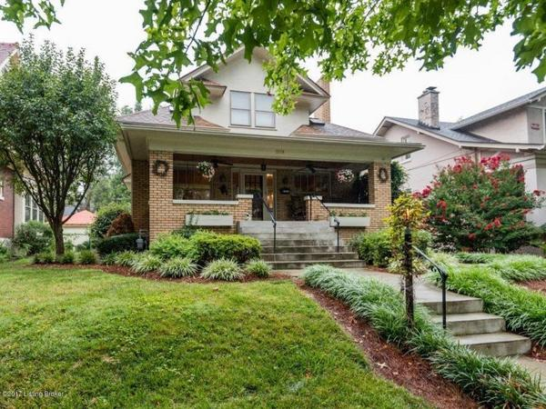 Home of the Day: Sit back & relax on the fabulous porch - sure to become a favorite hangout!