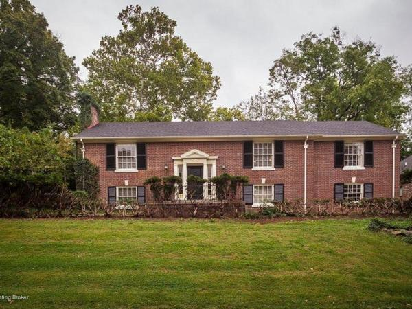 Home of the Day: Highly Coveted Cherokee Gardens:  Prime Location for all that Louisville has to Offer