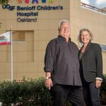 Healing through the sound of music: Gregg and Laura Perloff give to UCSF Benioff Children's Hospital