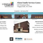 Catholic Charities begins work for Niagara Falls service center