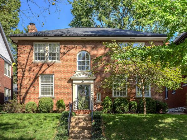 Home of the Day: Traditional Home with Modern Amenities in University City