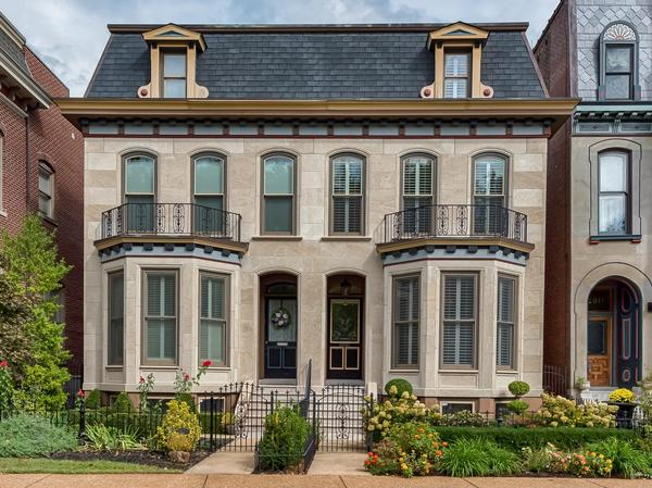 Home of the Day: Pristine Townhome Creates the Perfect Urban Ambiance