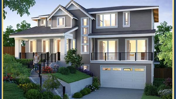 Modern Residence in Rose Hill